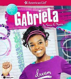 Gabriela 2017 American Girl Brand Doll of the Year.