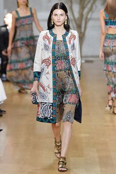 Oscar de la Renta Spring 2017 Ready-to-Wear Collection Photos - Vogue