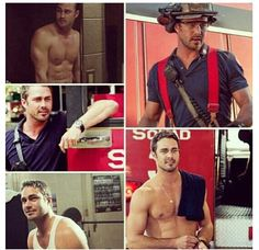 Taylor Kinney as Kelly Severide