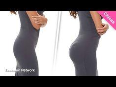 5 ejercicios caseros para tener un trasero perfecto en 3 semanas - YouTube
