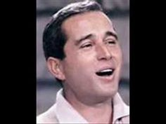 """Perry Como sings """"I Love You Truly"""". This is another one of my Grandparents' wedding songs, so I need to make sure I know it!"""