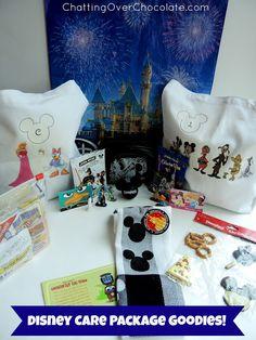 Adventures in DIY: Disney Care Package #2