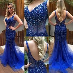Champagne Prom Dress with Sequins party dress mermaid prom dress long prom dress, Shop plus-sized prom dresses for curvy figures and plus-size party dresses. Ball gowns for prom in plus sizes and short plus-sized prom dresses for Homecoming Dresses Long, Royal Blue Prom Dresses, V Neck Prom Dresses, Prom Dresses For Sale, Dress Prom, Prom Gowns, Long Evening Gowns, Mermaid Evening Dresses, Formal Evening Dresses