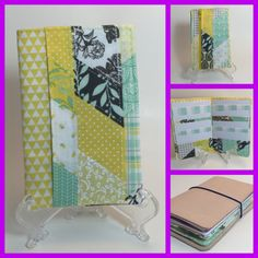 This listing is for a made-to-order field note/pocket card holder with zippered pocket and a long pocket for a traveler's notebook. I offer the following sizes: Pocket/Field Note – 5.5 x 3.5 inches – holds 8 cards A6 – 5.8 x 4.1 inches – holds 8 cards Personal – 6.75 x 3.75 inches – holds 10 cards B6 Slim – 7 x 4.25 inches – holds 12 cards B6 – 7 x 4.25 inches – holds 12 cards Cahier – 8.25 x 5 inches – holds 12 cards Standard – 8.25 x 4.25 inches – holds 12 cards Standard Wide – 8.25 x 4.5…