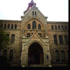 St. Edwards University. Austin, TX!