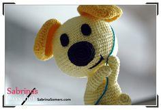Pip - Woozle & Pip - Free Crochet Pattern - Amigurumi