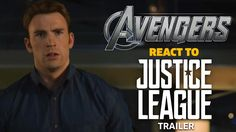 The Avengers react to Justice League Trailer  Seems that the Avengers will finally get some serious competition :) Here's a mashup imagining what would be their reaction. And I love both Marvel and DC so this is some really exciting period we live in right now.  This is a parody. No copyright infringement intended.