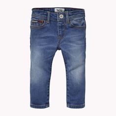 Tommy Hilfiger Jeans De Ajuste Skinny - georgianna mid wash (Azul) - Tommy Hilfiger Jeans - imagen secundaria 0
