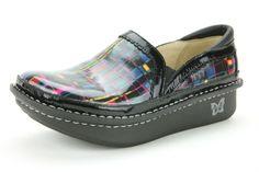 Alegria Debra Geometry | Alegria Cherokee Store #AlegriaShoes #CharlotteNC #FREEShipping #Professional