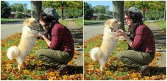 """Flannel & the Fox"" 