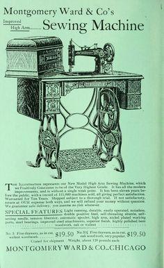Catalogue of magic lanterns, stereopticons, and moving picture machines.Published188ubyMontgomery WardinChicago.
