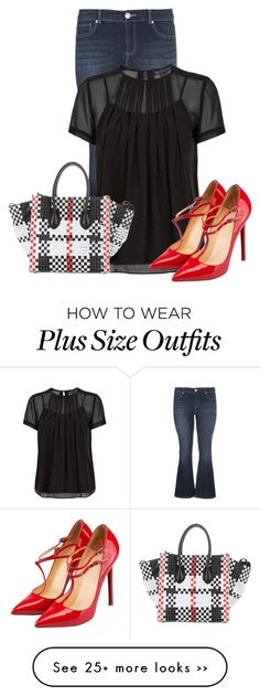 """""""Untitled #8966"""" by nanette-253 on Polyvore"""