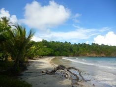 Amazing white sand secluded beach in Grenada