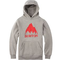 Classic Mountain Pullover Hoodie | #13Things Seen in Mark McMorris' Burton Presents Part via #BurtonSnowboards 13things.com