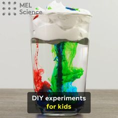Do your very young kids want to do experiments too? Check our these easy and fun ideas! Do your very young kids want to do experiments too? Check our these easy and fun ideas! Science Projects, Projects For Kids, Diy For Kids, Crafts For Kids, Indoor Activities For Kids, Stem Activities, Toddler Activities, Science Experiments For Preschoolers, Science For Kids