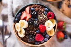 Chocolate Quinoa Breakfast Bowl • A Sweet Pea Chef