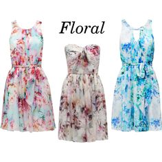 Bridesmaids floral trends