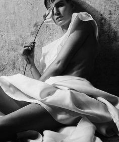 Photo Iris Strubegger for Harpers Bazaar Spain May 2015