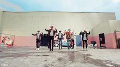 BTS #Fire MV