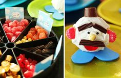 Amazing and creative Toy Story themed birthday party