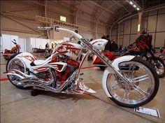 Big Dog Motorcycle, Chopper Motorcycle, Motorcycle Style, Triumph Motorcycles, Cool Motorcycles, Custom Street Bikes, Custom Sport Bikes, Motos Harley Davidson, West Coast Choppers