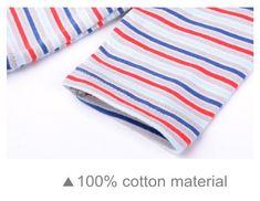 Full Sleeve Babies Clothing Cartoon Animal T-Shirt
