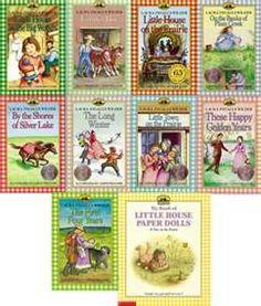 Little House on the Prairie Series-Books of Wonder