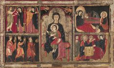 MNAC.Barcelona - Romànic.Fontal d'Avià - Museu Nacional d'Art de Catalunya - Wikipedia, the free encyclopedia