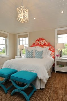 190 Best Color Trend: Turquoise & Orange images | Decor ...