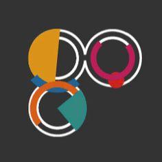Jubileusz 80-lecia Dominikańskiego Duszpasterstwa Dominikańskiego (1937/38 - 2017/18). Projekt i animacja: Elżbieta Kowalska. Bmw Logo, Symbols, Letters, Logos, Dioramas, Logo, Letter, Lettering, Glyphs