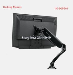">> Click to Buy << Loctek DLB502 Gas Spring Full Motion Desktop 10""-27"" LCD LED Monitor Holder Arm TV Mount Bracket Loading 2-6.5kgs VESA 75/100mm #Affiliate"