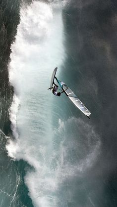 Windsurfing.... did you do this in HI ?   where are pics?