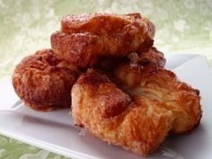 Dominique Ansel's Kougin Amann : Recipes : Cooking Channel - A croissant married a palmier and made THIS!