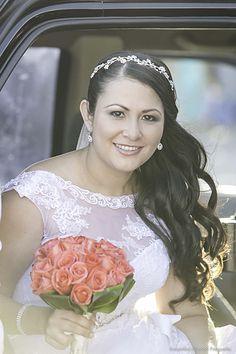 Boda Arianna y Danilo ...novias lindas #bride #wedding #love