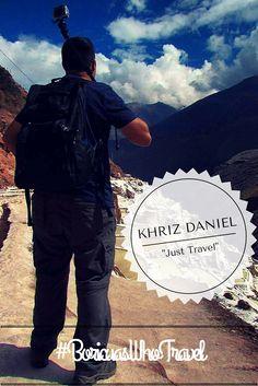 Hoy en #BoricuasWhoTravel conocemos a nuestro primer vlogger, Khriz Daniel