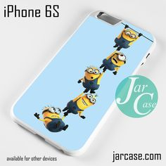 Minions (5) Phone case for iPhone 6/6S/6 Plus/6S plus