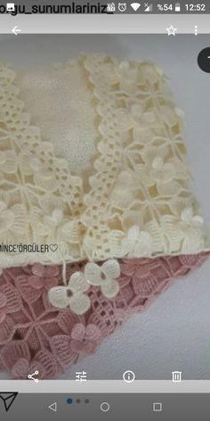 Kira Lombardo's media content and analytics Crochet Coat, Cotton Crochet, Crochet Shawl, Crochet Clothes, Crochet Lace, Crochet Stitches, Knitting Designs, Crochet Designs, Crochet Patterns