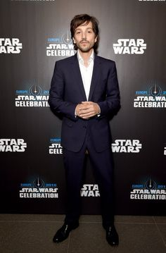 Diego Luna at Rogue One: A Star Wars Story (2016)