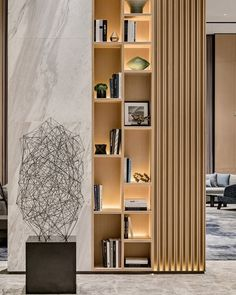 Modern room partitions have many uses. They can divide a large room into smaller areas, separate a room, enhance your … Living Room Partition Design, Room Partition Designs, Room Partition Wall, Partition Ideas, Tv Wall Design, Interior Design Living Room, Living Room Designs, Living Room Decor, Living Room Divider