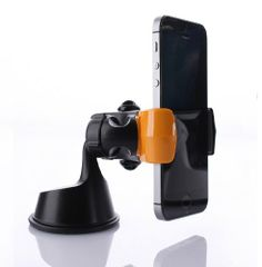 """#1 Best Phone Mount - Dash Grab Universal Phone Mount - Revolutionary One Hand Mounting System - High Quality Gel Suction Cup Cell Phone Holder For Car- 360° Rotation & Swivel- Compatible With iPhone 5s/5c/4, Samsung S4/S3, HTC One, Nexus 5, Sony Xperia, Moto X, Nokia Lumia & More - Expands Up To 4"""" - Cell Phone Holder For Car, Office, Kitchen - 1 Year Warranty Infernal Innovations http://www.amazon.com/dp/B00JUBLR02/ref=cm_sw_r_pi_dp_sUyNtb0P8VNTV4QM"""
