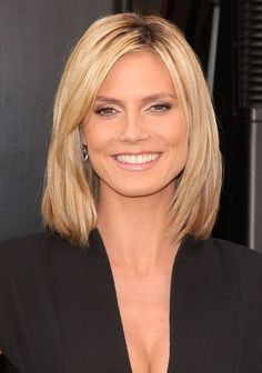 Heidi Klum Hairstyles - Celebrity Latest Hairstyles 2015