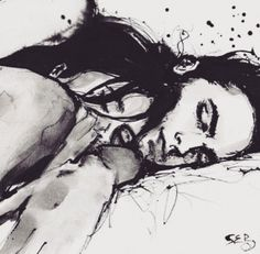 Ink drawing on canvas cuddling couple black and white by (cool sketches sad) Couple Drawings, Ink Drawings, Black And White Wall Art, Couple Art, Couple Painting, Cool Sketches, Love Art, Painting & Drawing, Art Paintings