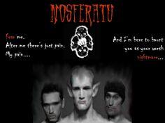 Nosferatu Fear by EvyanSylvan