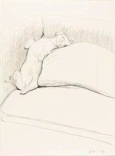 ce-sac-contient: David Hockney - Boodgie, 1993 Crayon x 57 cm) ce-sac-contient : David Hockney Artwork, Gouache, Interesting Drawings, Crayon Drawings, Digital Museum, Collaborative Art, Magazine Art, Dog Art, Pet Birds