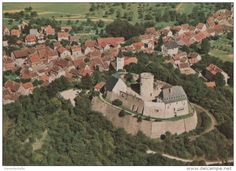 Otzberg Castle - summered just below the Castle for 3 weeks in 1978.  Lovely.  See Wickipedia for castle details-sue.