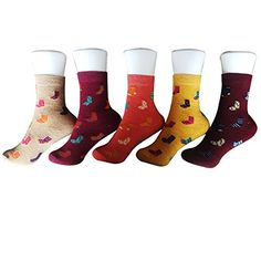 Moochi 5 Pack Girls Cotton 5 Solid Colors Terry Loop Pile Ankel Socks Warm For Baby Toddler Kids 1-12 years