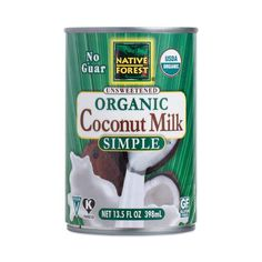 Native Forest Organic Coconut Milk - Thrive - Thrive Market