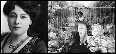 """El siglo XX es el momento en el que aparecen en escena,  o más bien deberíamos decir, """"detrás de las cámaras"""",  toda una serie de nombres que serán considerados los pioneros del séptimo arte. De algunos de ellos os hemos ido hablando,  pero qué ocurre con las mujeres que también vieron su oportunidad en el cine. Este es el caso de  Alice Guy (1873 – 1968), secretaria del empresario León Gaumont.  Alice acudió con su jefe a conocer uno de los aparatos que inventó Louis Lumiére."""
