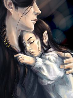 Finwë and Fëanor