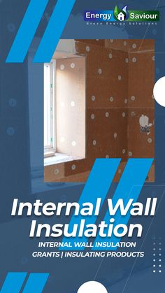 Internal wall insulation typically consists of either dry lining in the form of flexible thermal linings available in 1 metre by 12.5 metre rolls, laminated insulating plasterboard (known as thermal board), or built-up systems using fibrous insulation such as mineral wool held in place using a studwork frame. #internalwallinsulationsystems #internalwallinsulationthickness #internalwallinsulationgrants #insulatingwallsfrominside #internalwallinsulationcompanies #internalwallinsulationroll Internal Wall Insulation, Mineral Wool, Green Homes, Energy Companies, Energy Bill, Central Heating, Boiler, Rolls